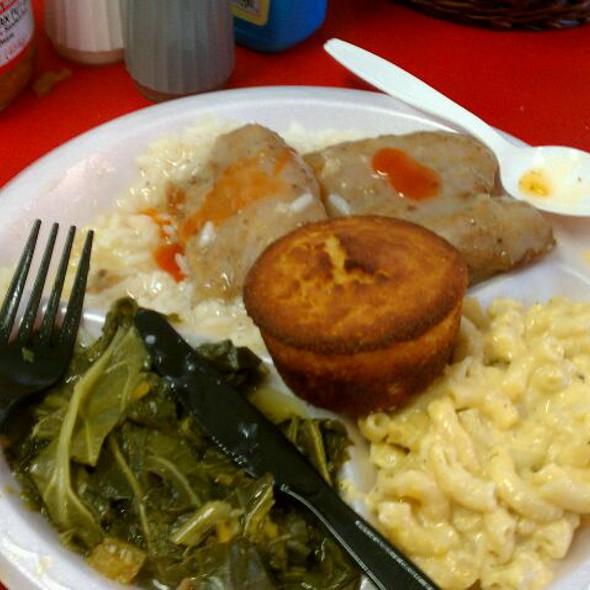 Chicken Fried Steak And Gravy @ Weaver D's Delicious Fine Food