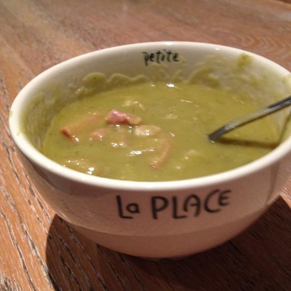 Erwtensoep.. (Dutch Pea Soup) @ La Place V&D 4e Etage