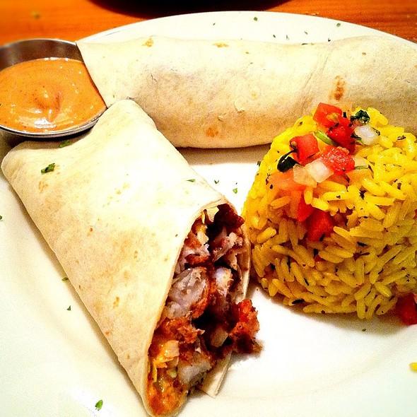 Sante Fe Fish Taco @ Rockfish Seafood Grill