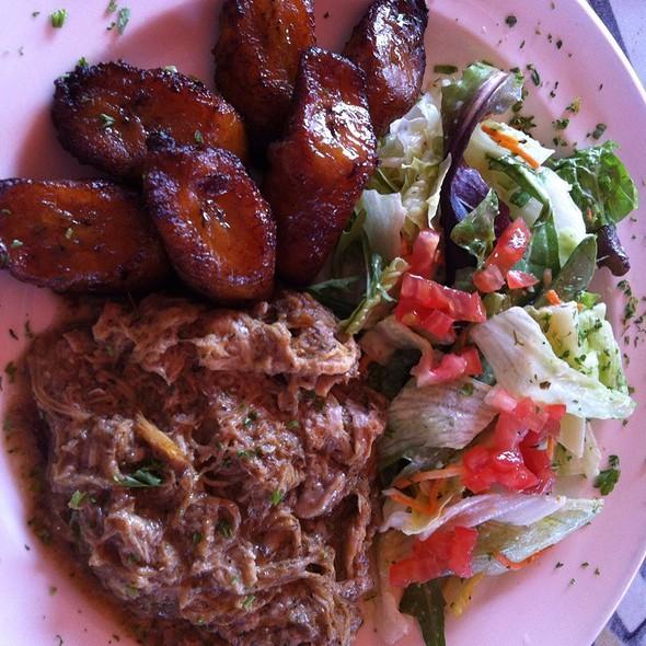Lechon Asado (slow roasted pork) @ El Balcon De Las Americas