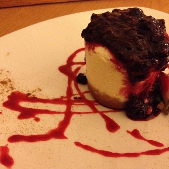 New York Cheesecake @ STIR Restaurant