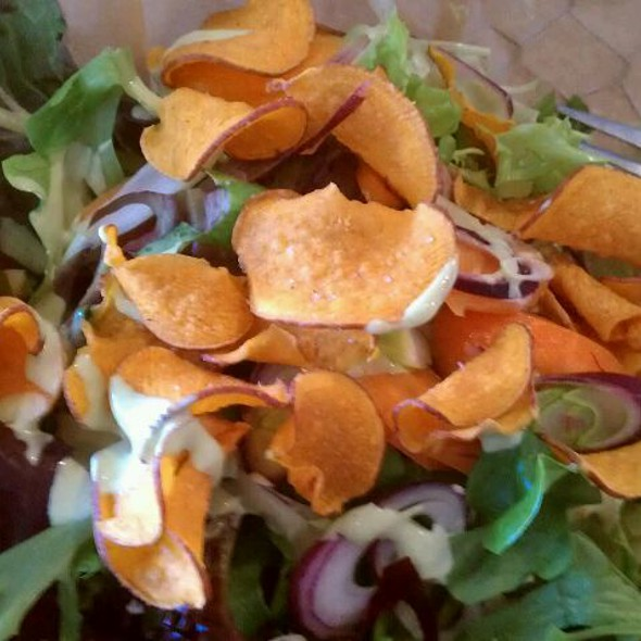 Market Salad @ FARM BURGER