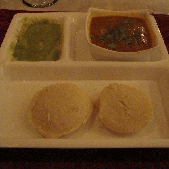 Idli Sambhar @ Taj India Authentic Vegies