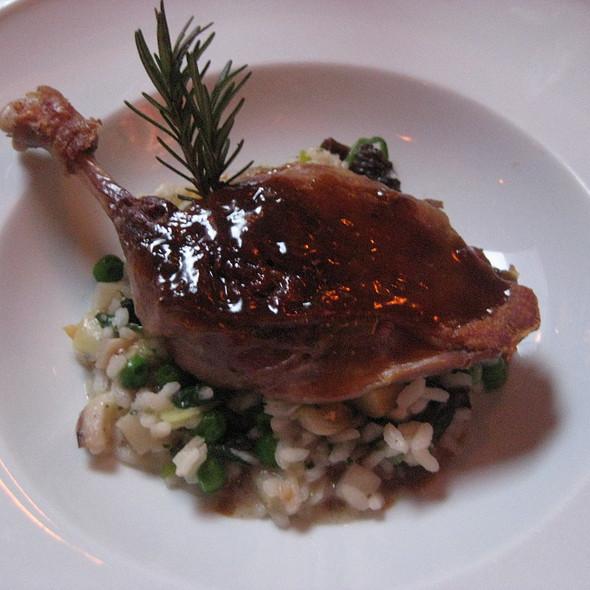 Duck Confit @ Restaurant Nora