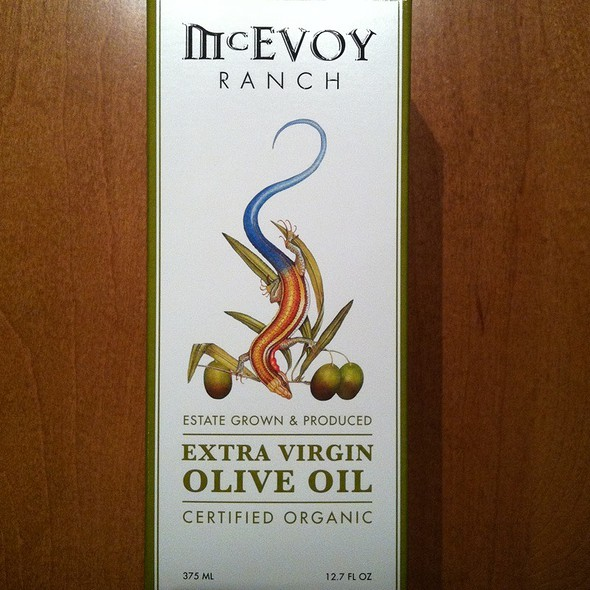 "Organic Olive Oil @ The Big Rig ""Maxine"""