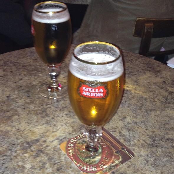 Stella Artois @ Dave's Bar And Deli