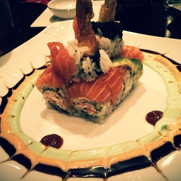 Tango Roll - Edoko Sushi, Frisco, TX