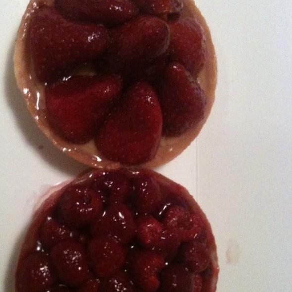 Strawberry Tart @ Paul Bakery Cafe