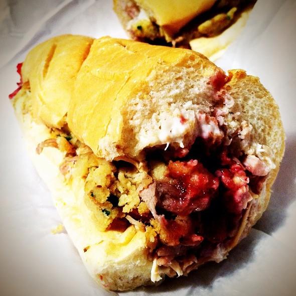 The Bobbie @ Capriotti's Sandwich Shop Torrance, Ca