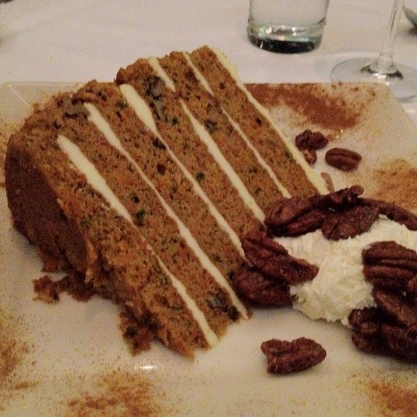 Giant Carrot Cake - The Grill on the Alley - Westlake Village, Westlake Village, CA