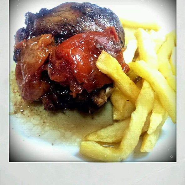 Galtes De Porc @ Restaurant Gelida