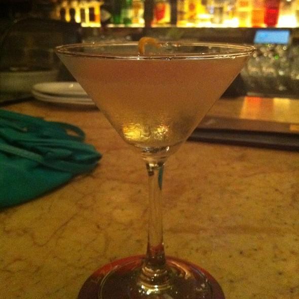 Chocolate Orange Martini @ La Bodega