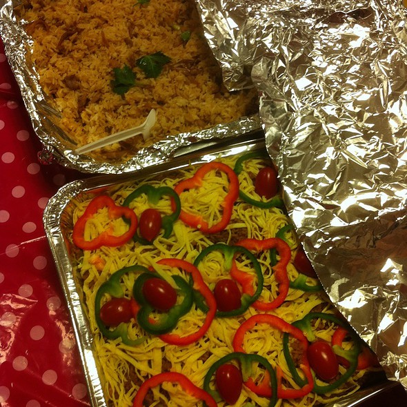 Javanese Food @ Dienstencentrum De Burcht