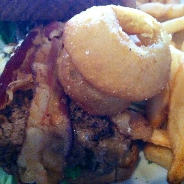 Wildside Burger @ Wildside Bbq & Grill