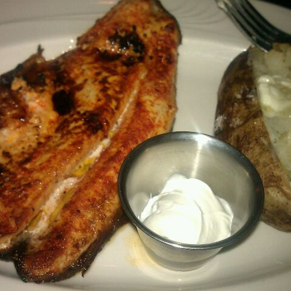 Broiled Rainbow Trout