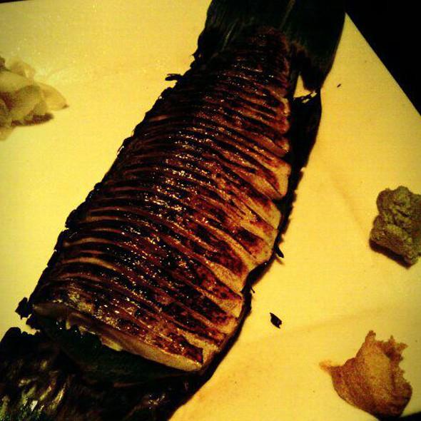 Aburi Saba @ Musha Restaurant