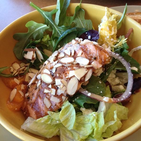 Mediterranean Salmon Salad @ Panera Bread