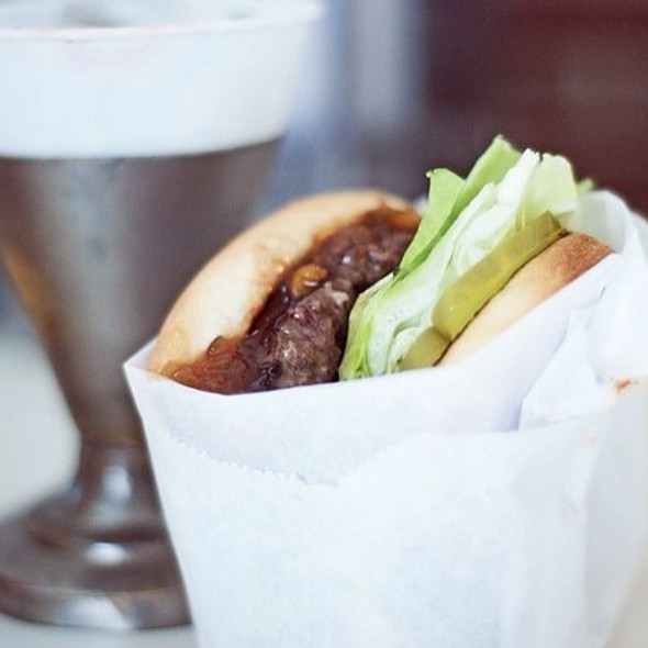 Steakburger @ Apple Pan