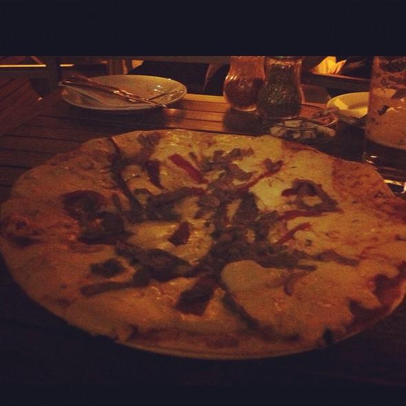 Turkish Pizza @ La Junta