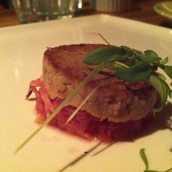 Smoked Mackerel And Beet Slaw @ Tennessy Willems