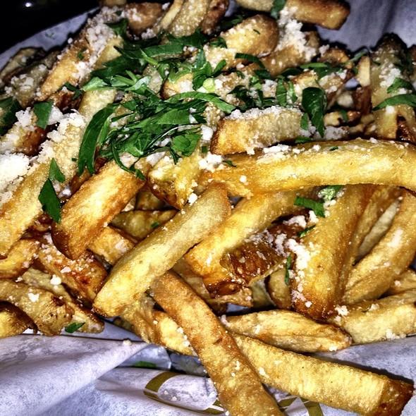 Truffle Parmesan Fries @ Lavo