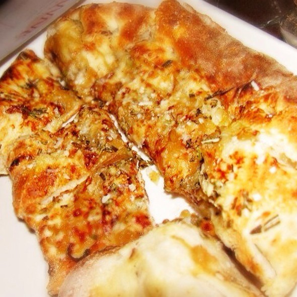 Chef Art's Wood Oven Baked Focaccia @ Joanne Trattoria
