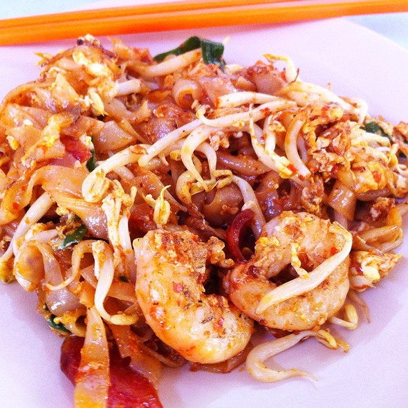 Char Koay Teow @ Genting Cafe