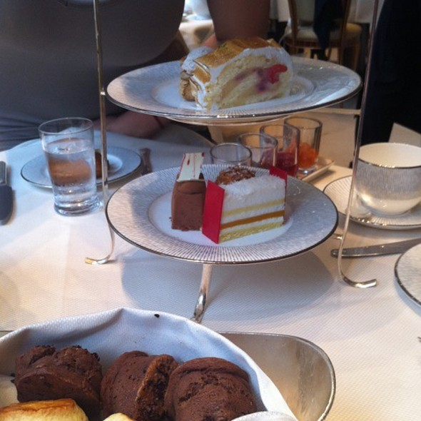 Afternoon Tea @ The Connaught