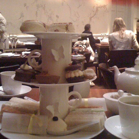 Afternoon Tea @ Sketch