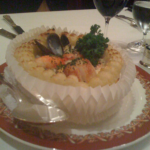 Fish Pie @ Rules
