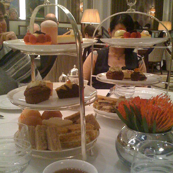 Afternoon Tea @ The Lanesborough, a St. Regis Hotel