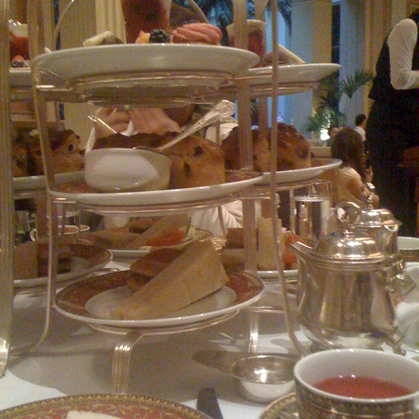 Afternoon Tea @ Grande Bretagne