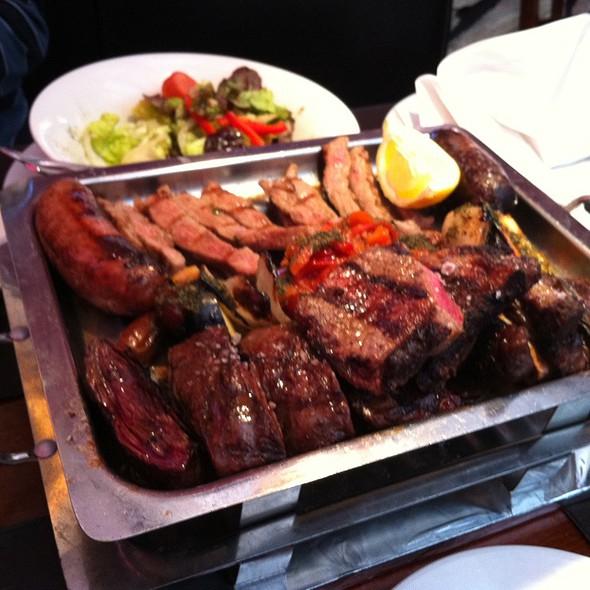 Parrillada De Carne @ Pasiones Argentinas