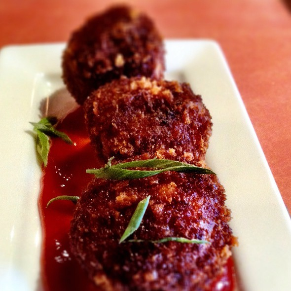 Cheesesteak Croquettes @ Bridget Foy's