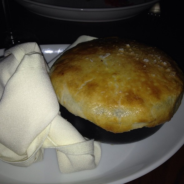 Mushroom Pot Pie - STK - Atlanta, Atlanta, GA