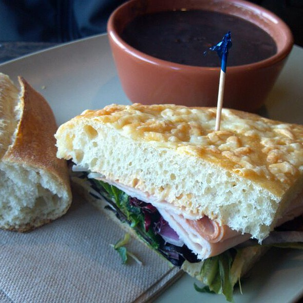 Turkey Sandwich @ Panera