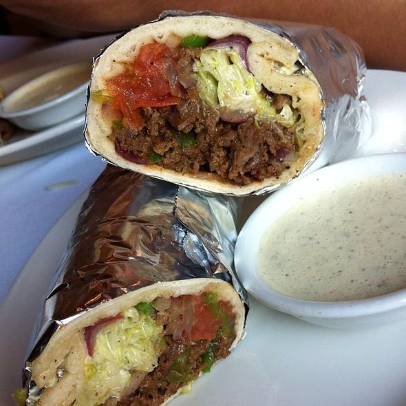 Beef Shawarma @ Gilak by Hossein