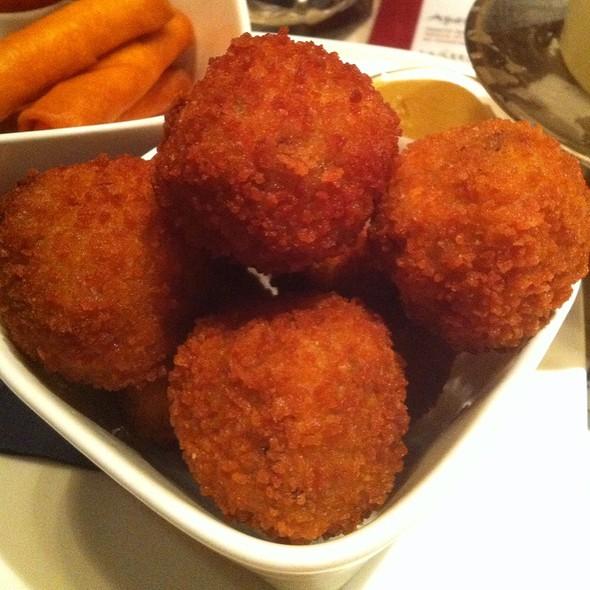 Bitterballen @ Barlow's Restaurant