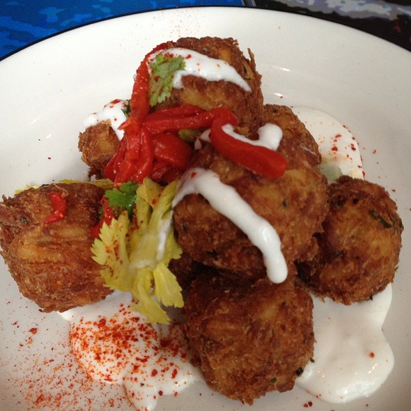 Dungeness Crab Hushpuppies