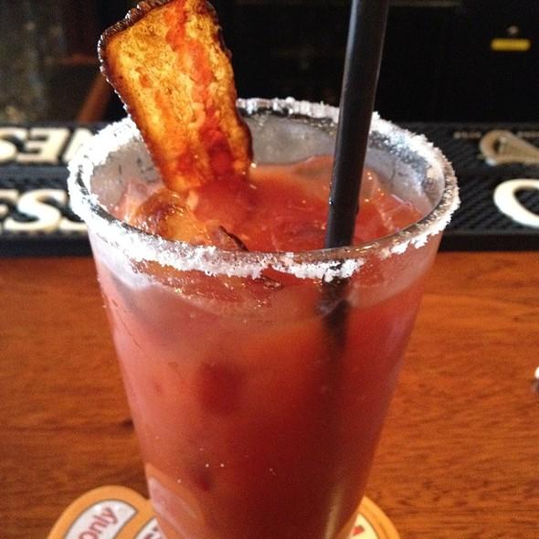 Spicy Bloody Mary @ Killarney's Restaurant & Irish Pub