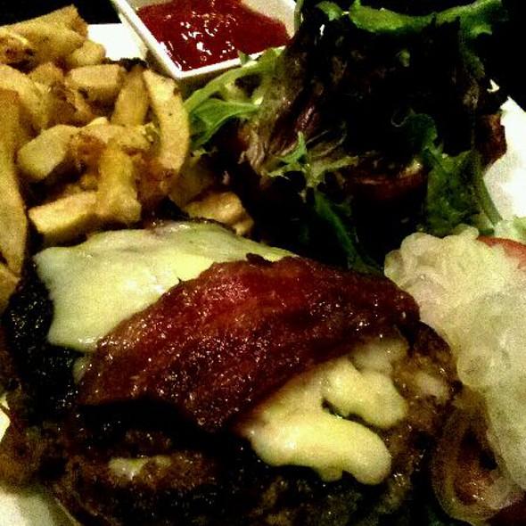 Wild Boar Burger @ Urge American Gastropub