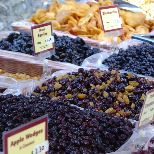 Dried Fruit @ Borough Market