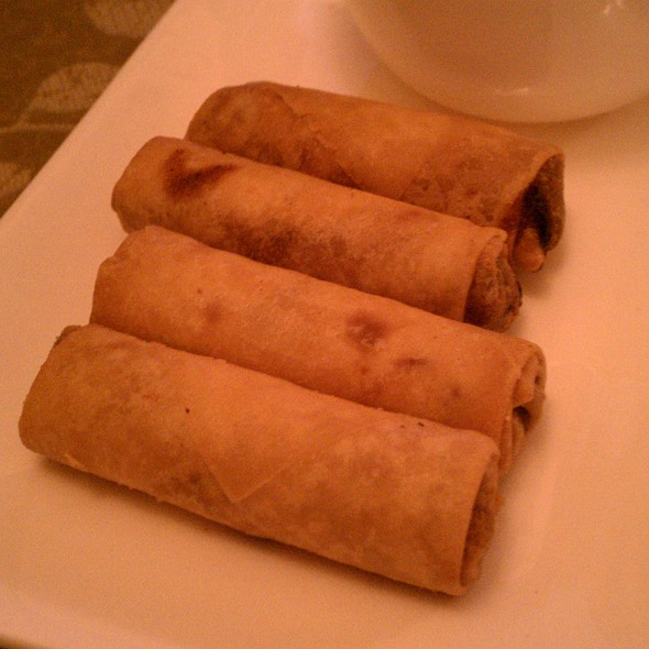 Pork Spring Roll @ Pho and Beyond