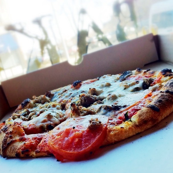 Pizza (Lunch)