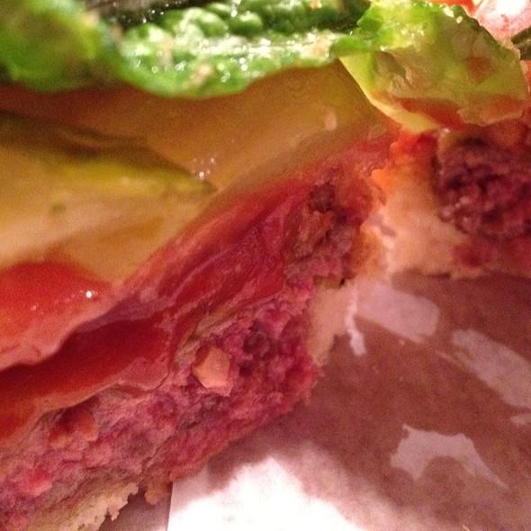Rodeo Burger @ Burger 9.5