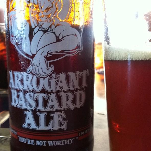 Beer @ Eric Ericsson's