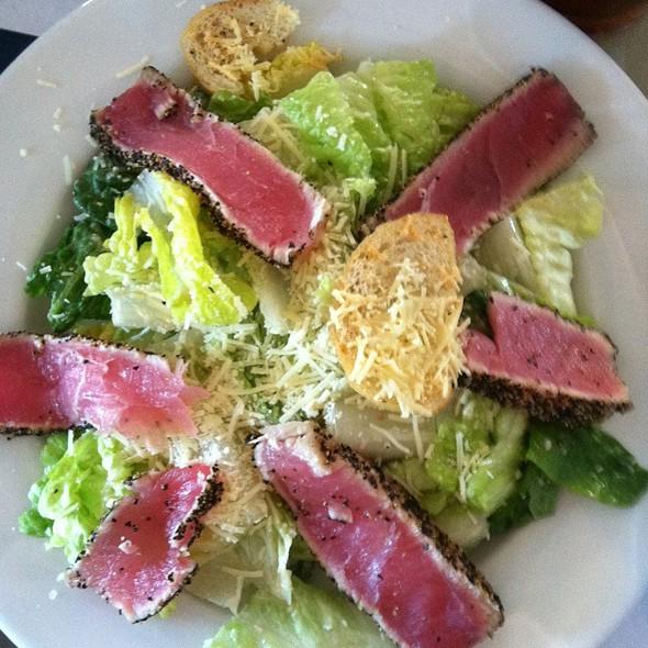 Ahi Ceasar Salad @ Eric Ericsson's