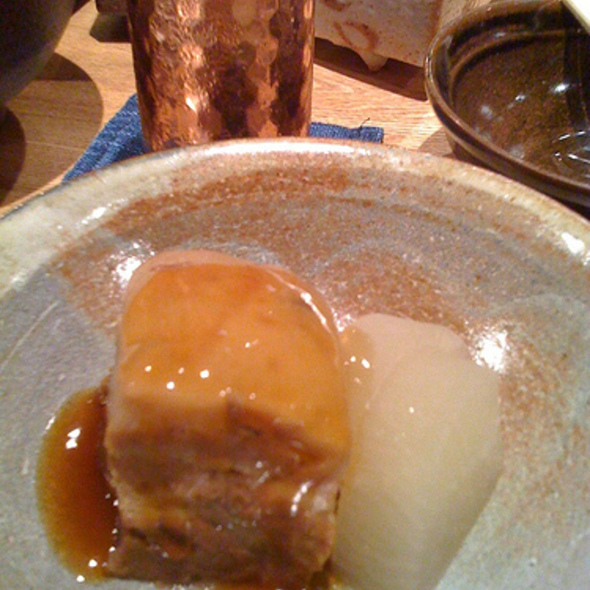 Pork Belly (Buta no Kaku Ni) @ Baitna - At Home