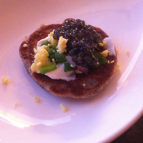Black Caviar Bilini @ The Ritz-Carlton, Buckhead Hotel