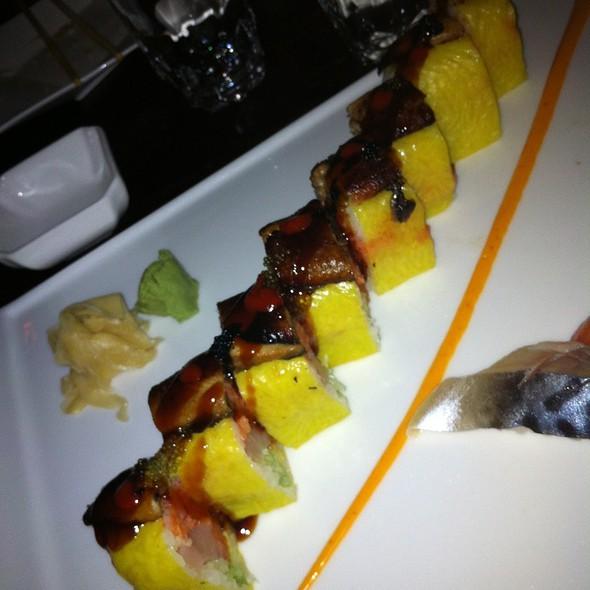 Kimono Roll @ T.J Asian Bistro